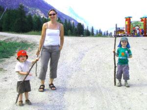 Early summer alpine adventures